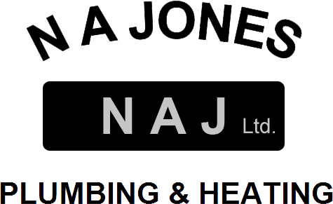 NA Jones Plumbing and Heating Logo
